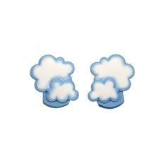 Cloud Wall Decor Clip (Set of 2)