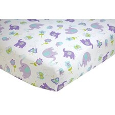 Dreamland Flat Crib Sheet