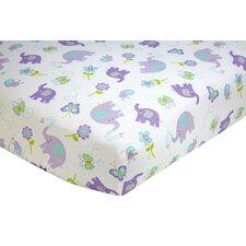 Dreamland Flat Crib Sheet