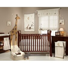 Dreamy Night 4 Piece Crib Bedding Set