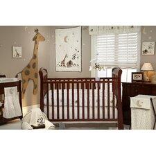 Dreamy Nights Flat Crib Sheet