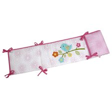 Love Bird Crib Bumper