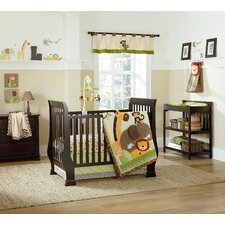 Kulala 4 Piece Crib Bedding Set