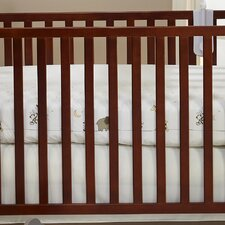 Dreamy Nights Flat Crib Sheet