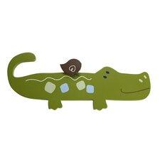 Alligator Blues Hanging Initials