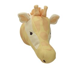 Zoobilee Plush Giraffe Plush Head Wall Décor