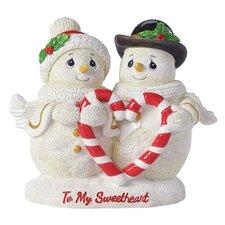 To My Sweetheart Figurine (Set of 2)