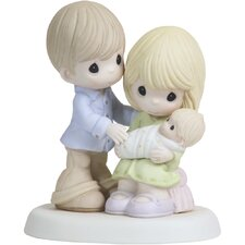 """In Our Hearts from the Very Start"" Figurine"