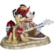 """""""Courage Under Fire"""" Figurine"""
