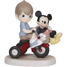 """""""There's Always Room for a Friend"""" Figurine"""