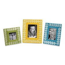 Links Photo Frame 3 Piece Set