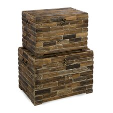 Moreton Wood Trunk Set