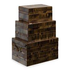 3 Piece Chai Mosaic Box Set