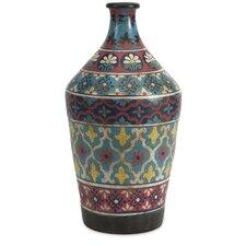 Kabir Hand Painted Vase