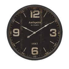 "Oversized 38.5"" Robertson Wall Clock"