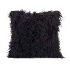 Nikki Chu Faux Fur Throw Pillow