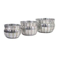 Duhamel 3 Piece Round Pot Planter Set