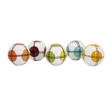 Winslow Decorative Ceramic Ball (Set of 5)