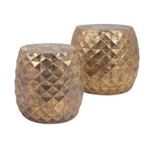 2 Piece Somerset Stool Set