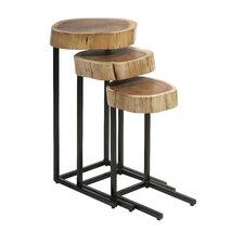 Nadera 3 Piece Nesting Tables
