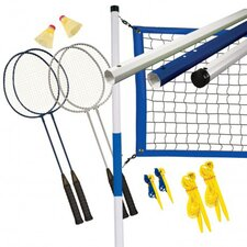 20 Piece Recreational Badminton Set