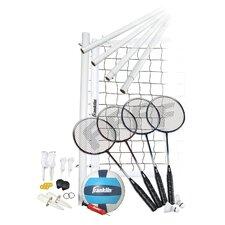 Advance 11 Piece Badminton & Volleyball Set