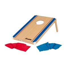 Fold-N-Go Bean Bag Tic Tac Toe/Cornhole Combo Set