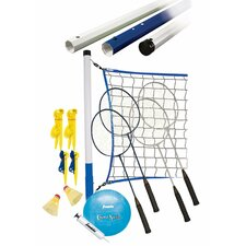Recreational Badminton/Volleyball Set