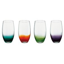 Anton Studio Design 650mL Hiball Fizz Tumbler (Set of 4)