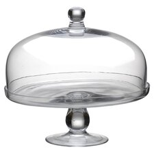 Artland Simplicity Cake Stand with Dome