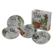 4-tlg. 4-tlg. Pastaschalen-Set Rosanna Pasta Italiana