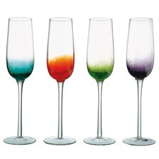 Anton Studio Design Fizz Flute Glass (Set of 4)