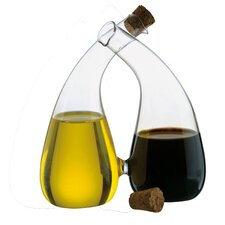 Anton Studio Design 2-Piece Oil and Vinegar Set