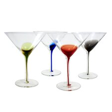 Splash Martini Glass (Set of 4)