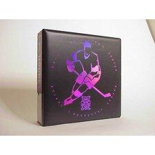 NHL Top Dog Hockey Album in Black