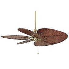 """52"""" Islander 5 Bamboo Blade Ceiling Fan"""