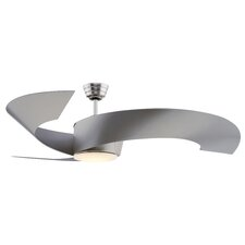 "52"" Torto 3 Blade Ceiling Fan with Remote"