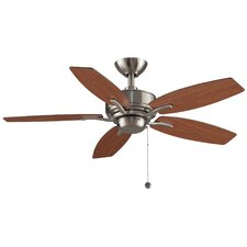 "10.9"" Aire Deluxe 5 Blade Ceiling Fan (Set of 5)"