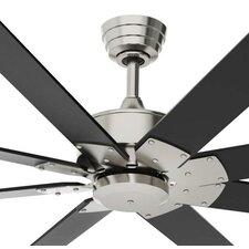 """72"""" Levon Custom Ceiling Fan with Remote"""