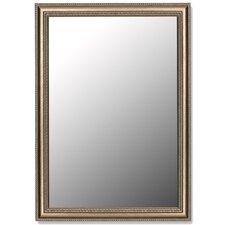 Grecian Beaded Framed Wall Mirror