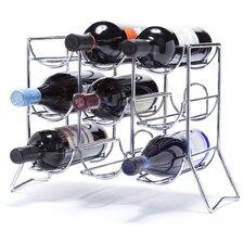Scaffovino 9 Bottle Tabletop Wine Rack