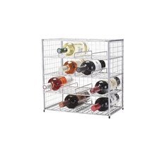 16 Bottle Tabletop Wine Rack