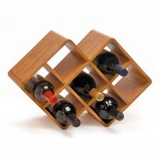 Greenophile 8 Bottle Tabletop Wine Rack