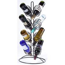 Spring Floor Rack, 8-Bottle (Set of 2)