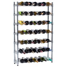 Epicurean 91 Bottle Floor Wine Rack