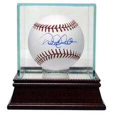 Single Baseball Glass Display Case