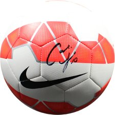 Carli Lloyd Signed Nike Soccer Ball