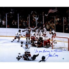Jim Craig 1980 USA Celebration Photographic Print