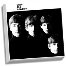 The Beatles 'With The The Beatles' Graphic Art on Wrapped Canvas