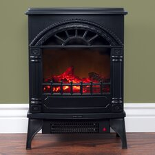 Classic Freestanding 400 Square Foot Electric Stove